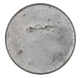 De Paul Blue Demons button back Chicago Button Museum