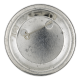 Election Day Punch 9 Volunteer button back Chicago Button Museum