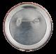 Harold Washington button back Chicago Button Museum
