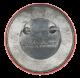 44th Ward Fair Volunteer button back Club Button Museum