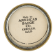 American Retail Coal Association Exhibitor button back Club Button Museum
