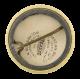 Audubon Society American Robin button back Club Button Museum