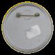 Aunt Jemima Pancake Club button back Club Button Museum