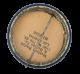 British War Relief Association button back Club Button Museum