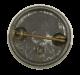 Building Trades Council 1954 button back Club Button Museum
