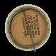 Bullock's Whoa Bill Club button back Club Button Museum