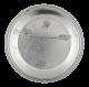 Entertainment Official Salesperson button back Club Button Museum