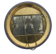 Lions International button back Club Button Museum