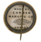 Magnet Cousins Club button back Club Button Museum
