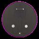 Super Secretary button back Club Button Museum