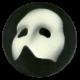 Phantom of the Opera alt Entertainment Button Museum