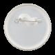 Fiesta Skippy Jon Jones button back Entertainment Button Museum