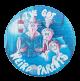 I've Got Weird Parents Blue Entertainment Busy Beaver Button Museum