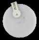 Man Of La Mancha button back Entertainment Button Museum