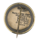 Sholem Aleichem Portrait button back Entertainment Button Museum