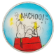 Snoopy Ahchoo Entertainment Busy Beaver Button Museum