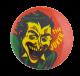The Joker In Green Shirt Entertainment Button Museum
