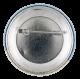 3rd Annual Snowbird Jamboree button back Event Button Museum