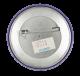 Be Afraid button back Event Button Museum