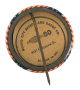 Charles Lindbergh Transatlantic Flight button back Events Button Museum