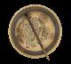 Jamestown Exposition button back Event Button Museum