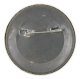 Lousma Fullerton Columbia button back Event Button Museum