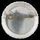 Mort Sahl button back Events Button Museum