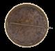 Souvenir of Michigan Fair button back Event Button Museum