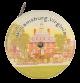 Williamsburg Virginia button back Event Button Museum