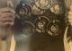 Grateful Dead Gill Sanchez button candid  Music Button Museum