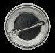 I heart Austin button back Button Museum