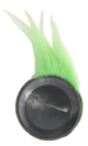 Troll Doll Green button back Innovative Button Museum