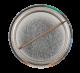 Bon Scott AC DC button back Music Button Museum