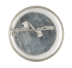 Brass Plum Shoe Bop back Advertising Button Museum
