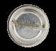 Eddie Van Halen button back Music Button Museum