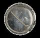 Elton John Illustration button back Music Button Museum