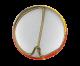 Elvis Presley button back Music Button Museum