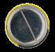 Grace Jones button back Music Button Museum