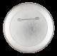 Guantanamo Baywatch Kramer button back Music Button Museum