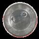 Iggy Pop button back Music Button Museum