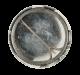 Jimi Hendrix Illustration button back Music Button Museum