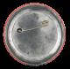 Kate Bush button back Music Button Museum