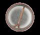 Lifetime button back Music Button Museum