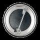 Melissa Etheridge Your Little Secret button back Music Button Museum