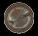 Motley Crue button back Music Button Museum