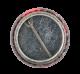 Pulsallama button back Music Button Museum