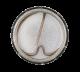 Van Halen button back Music Button Museum