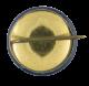 Allsvensk Samling button back Political Button Museum