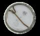 Birch Bayh button back Political Button Museum