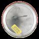 Father Dixon's Favorite Son button back Political Button Museum